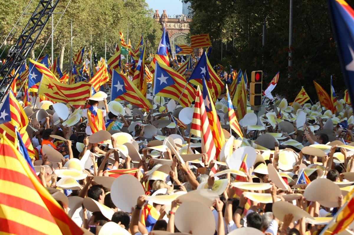 Utilitzar Catalunya, menysprear Barcelona. De JoaquimForn.