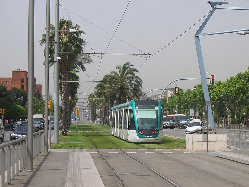El tramvia per la Diagonal: a qui beneficia? De JoaquimForn.