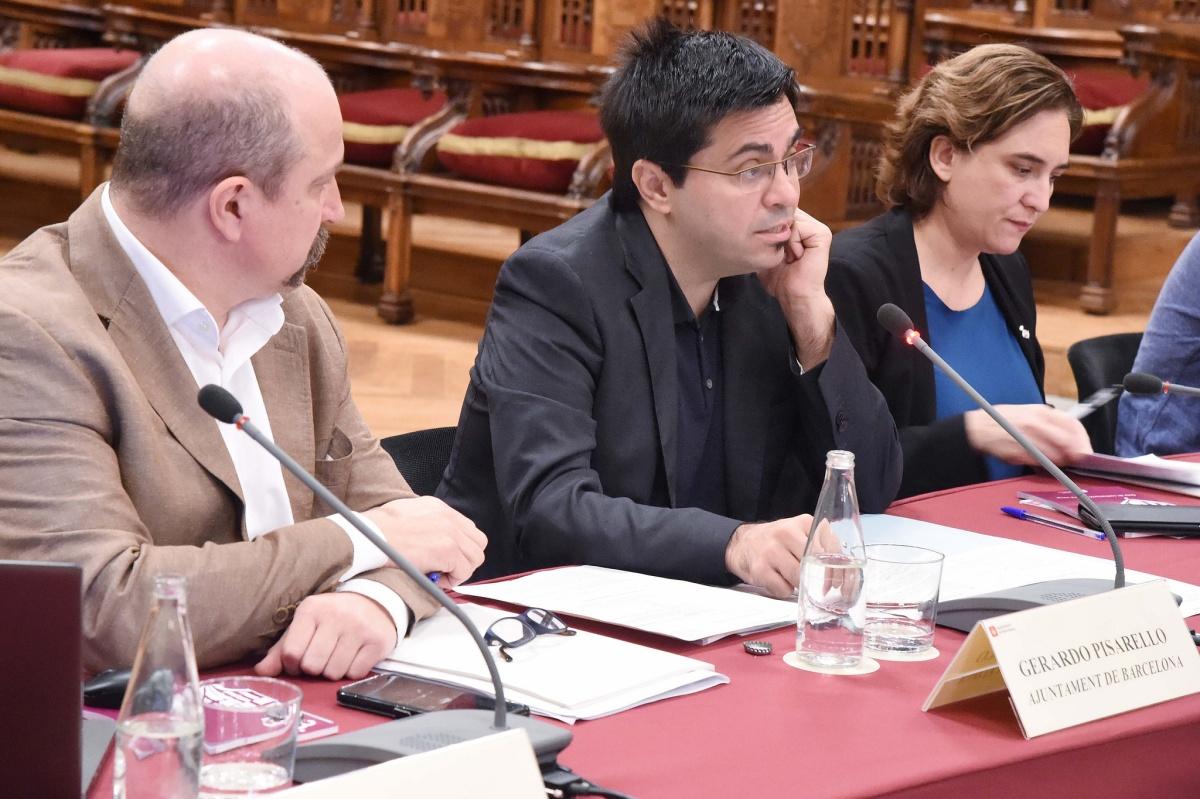 """La """"democràcia dinàmica"""" de Pisarello. De JoaquimForn."""