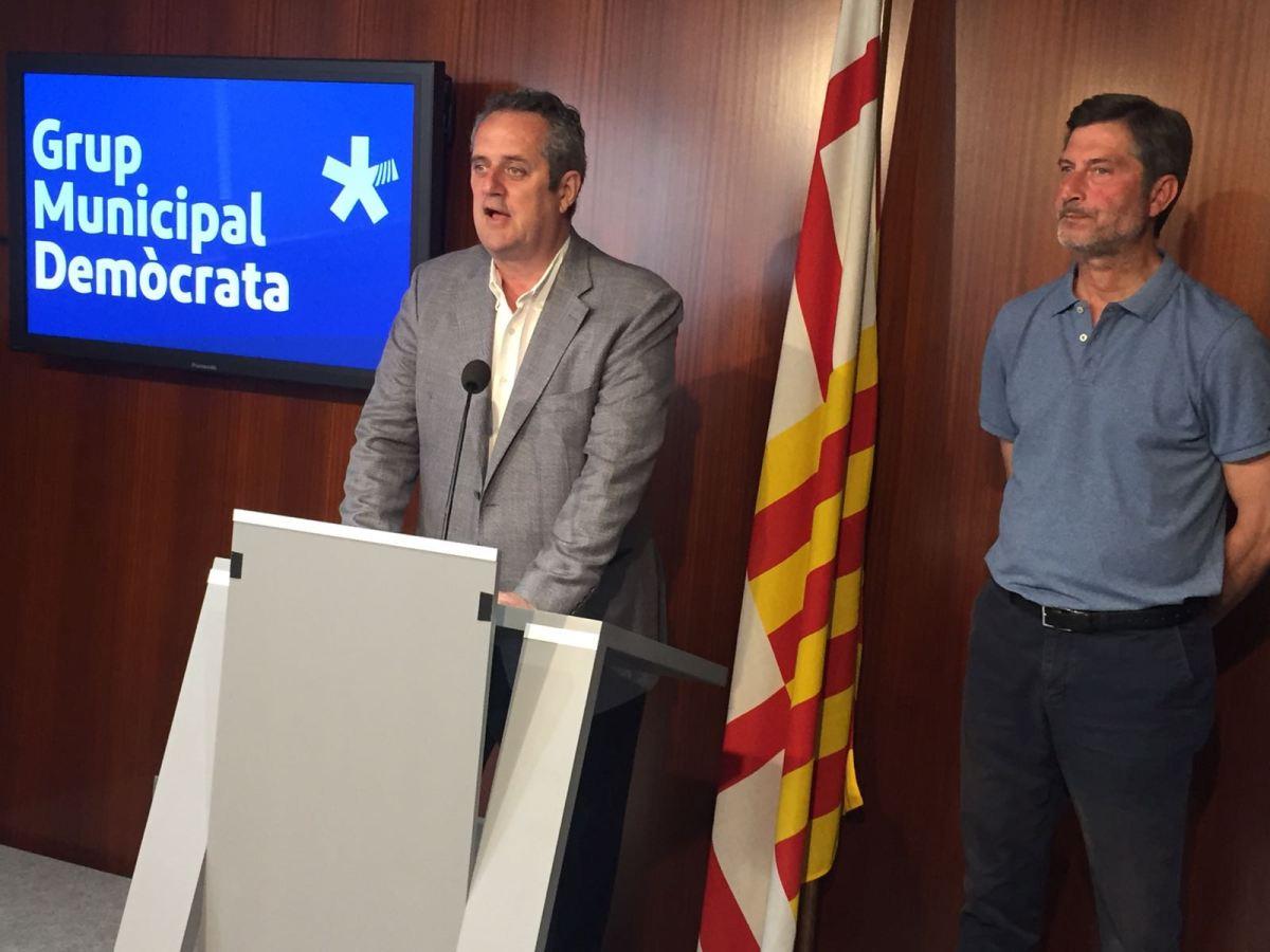 """Forn: """"Què més ha de passar per què el govern d'Ada Colau escolti, rectifiqui i retiri el projecte de Superilla delPoblenou?"""""""