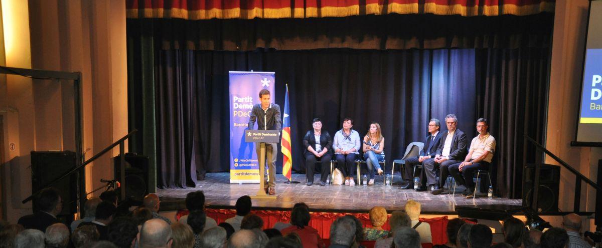 El Govern Colau a Sants – Montjuïc: OperacióDescens