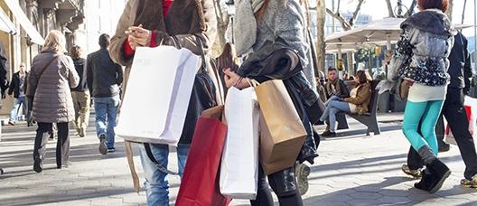 El Grup Demòcrata aconsegueix que el govern Colau presenti un informe sobre l'impacte comercial de la venta online a laciutat
