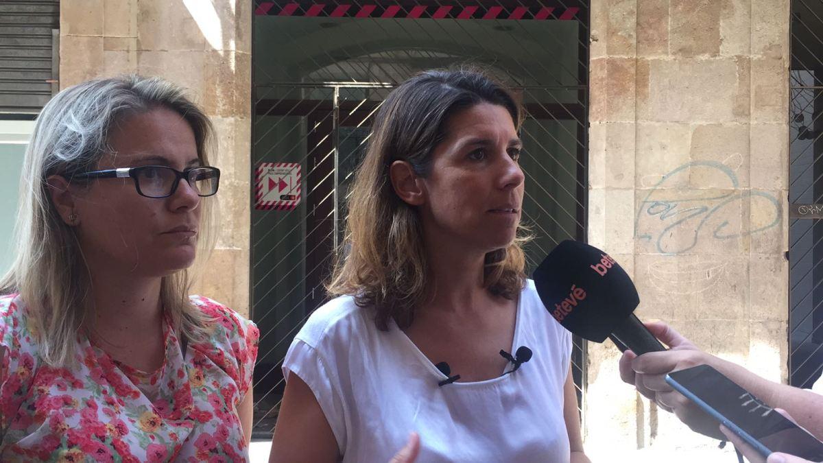 Homs denuncia la deixadesa del govern Colau que provoca que locals comercials municipals de Ciutat Vella estiguin amb les persianesabaixades