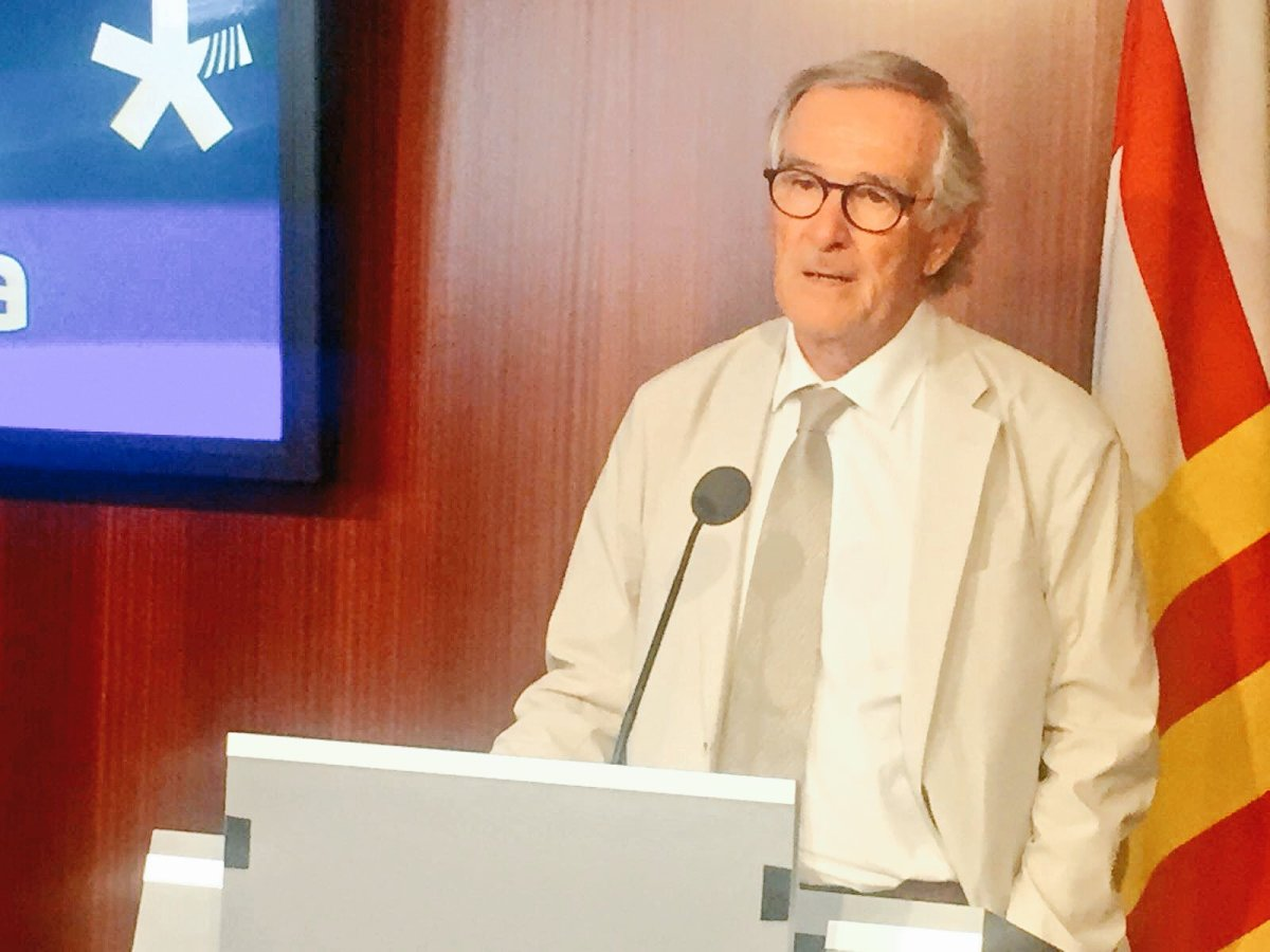 Xavier Trias anuncia que Irma Rognoni substituirà JoaquimForn