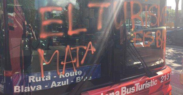 Sònia Recasens exigeix a l'alcaldessa Colau depurar responsabilitats dins del govern de qui va ocultar l'atac al Bus turístic i va decidir no denunciar-hoimmediatament
