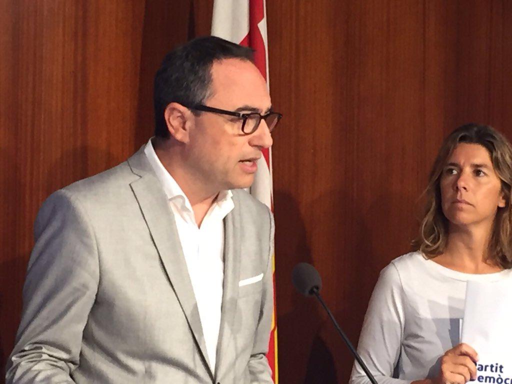 """El Grup Municipal Demòcrata denuncia que la inacció del govern a Ciutat Vella provoca greus conseqüències i denuncia que Colau """"ja ha perdut elRaval"""""""
