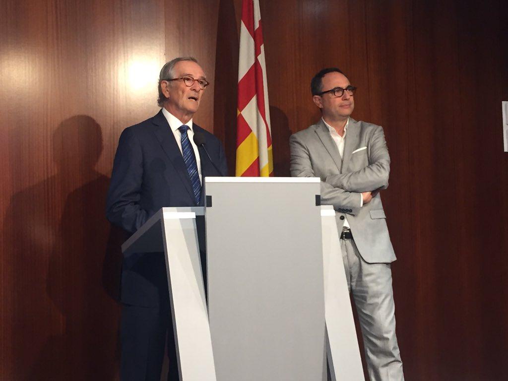 Xavier Trias demana a Ada Colau ajornar el Consell Plenari de la setmana que ve per la situació excepcional que viu elpaís