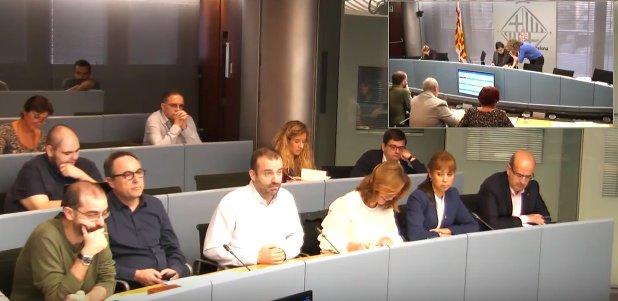 El Grup Municipal Demòcrata força el govern d'Ada Colau a elaborar un pla de xoc per fer front i eradicar la venda il·legal alcarrer