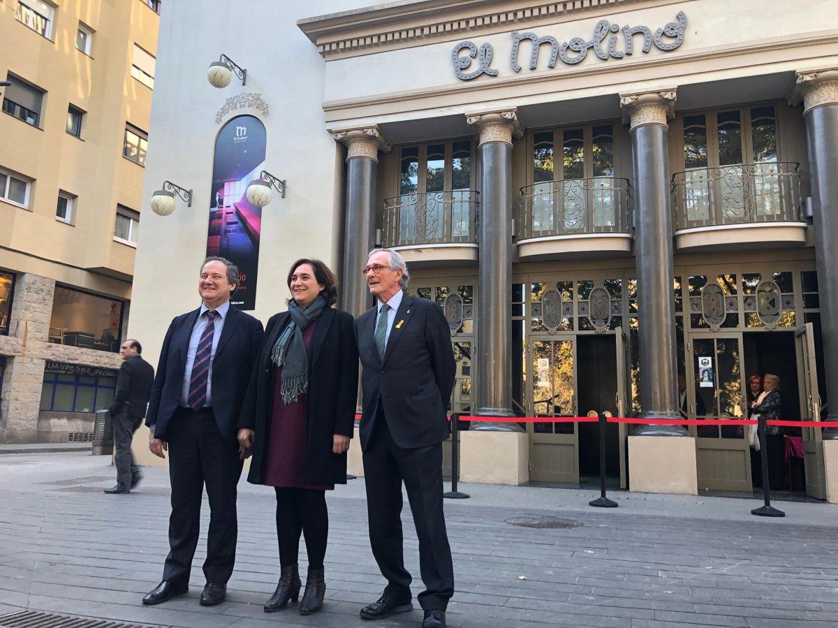 Xavier Trias afirma que la candidatura de Barcelona per acollir l'Agència Europea del Medicament és lamillor