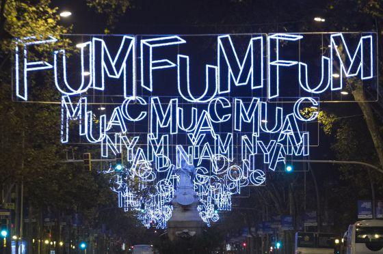 El PDeCAT força el Govern Colau a incrementar les activitats culturals, solidàries i econòmiques pel Nadal de 2018 després de la tristor deld'enguany