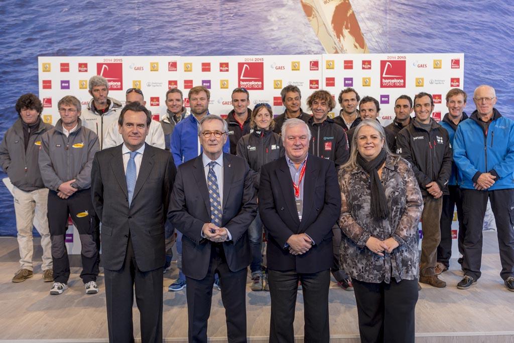 El PDeCAT lamenta la suspensió de la Barcelona World Race i l'atribueix a la manca d'interès del Govern Colau i la fòbia del Govern Rajoy respecteCatalunya