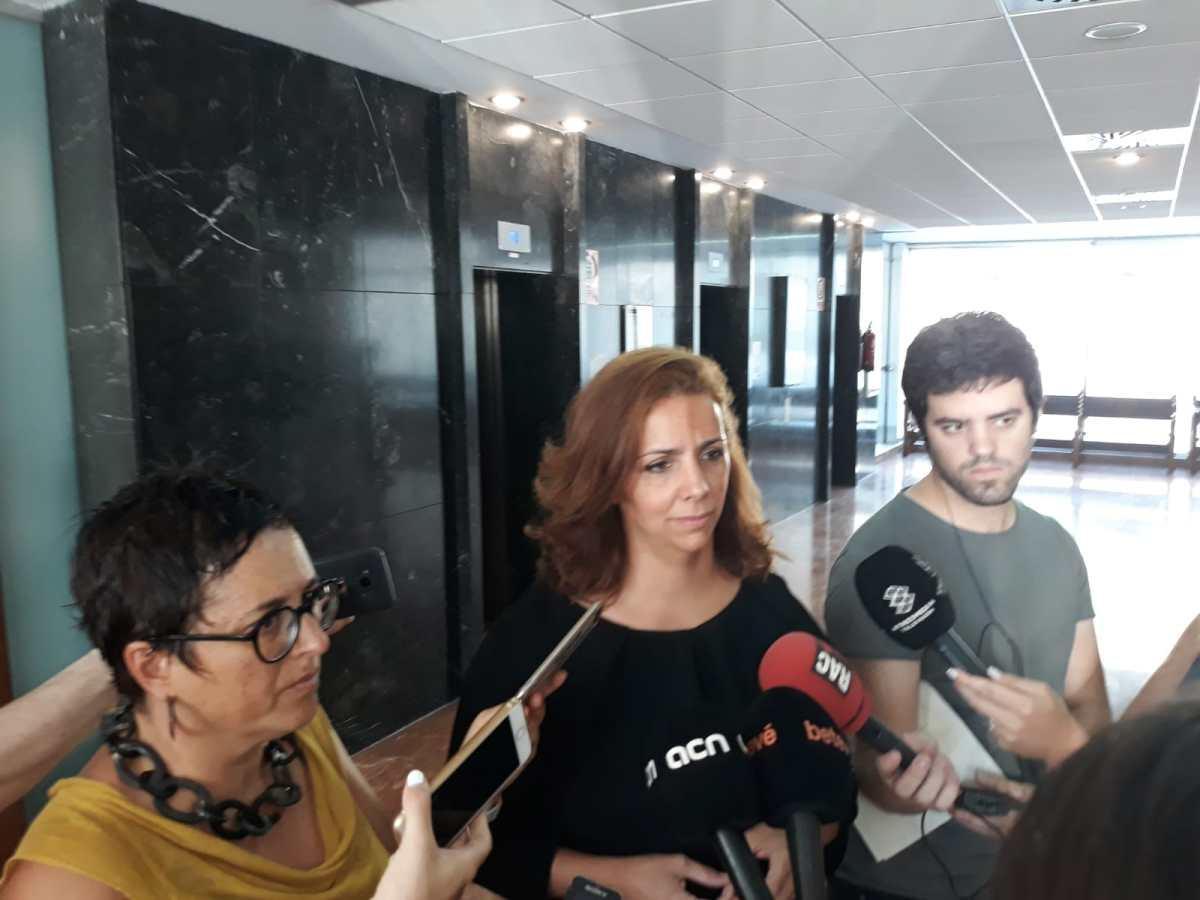PDeCAT, ERC, C's i PSC convoquen una Comissió Extraordinària de Presidència per condemnar el deteriorament que viu Barcelona per la incompetència del GovernColau